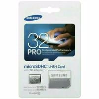 Memory / microSDHC UHS-I card Samsung Pro Class 10 / 32 GB / 32GB