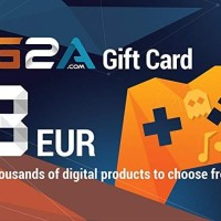 G2A Gift Card 3€
