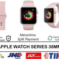 Apple Watch Series 3 38MM Garansi 1 tahun Ready Stock