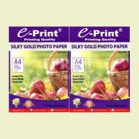 Kertas Photo Silky Gold A4 260gsm