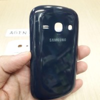 Back Cover Samsung Fame Duos S6810 S6812 Tutup Batre HP XTT2728