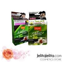 Lolane Nature Code Hair Color Shampoo / Shampo Uban Natural