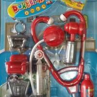 Mainan Peralatan Dokter Kids Eksklusive