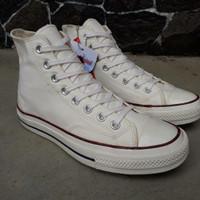 Sepatu Casual Converse High 70.S Off White Premium Pria / Wanita Murah