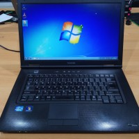 Laptop bekas Toshiba Dynabook Satellite B551 CORE I5