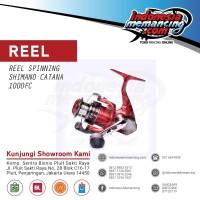 Reel Pancing Spinning Shimano Catana FC 1000