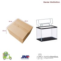 KARDUS | BOX | KARTON PACKING (30 x 25 x 20 )