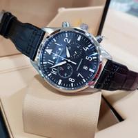 Jam tangan pria iwc chronograph Quality super premium