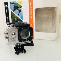 kamera Waterproof Sports Action Video Camera 12MP Wifi like 4K 1080 p