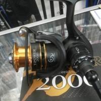 Reel Pancing Dual Speed SABPOLO T POWER 2000 10 Bearing