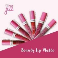 Jill Beauty Lip Matte Original - Lipstick Ori - Lipstik