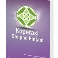 DVD Software Aplikasi Koperasi V.4.0 ( Full Versi )