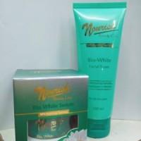 paket nourish beauty care bio white facial dan serum Limited