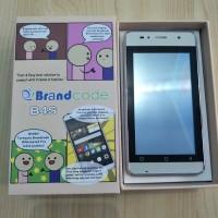 Hp baru Brandcode B4S original garanssi 1 tahun Murah