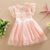 gaun bayi untuk pesta baju anak import Diskon