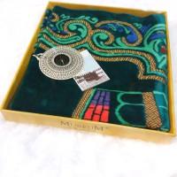 Sajadah Turki/Turkey Box Kompas Kiblat Tebal Murah oleholeh haji umroh