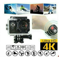 Jual Kamera sport action 4K ULTRA HD go pro / Kogan WIFI + remote/tomb