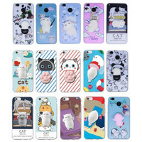 Squishy Case Pelindung Hp smartphone Karakter Lucu For Vivo V5s