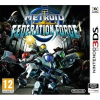 3DS Metroid Prime: Federation Force English