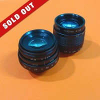 Lensa CCTV Fujian 35mm f1.6 dan 50mm f1.4 Mirrorless Nikon N1 J5