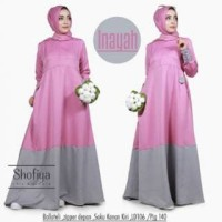 Gamis new Collection Inayah dress