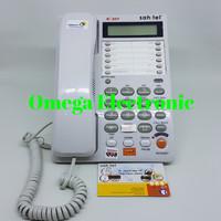RESMI Sahitel S75 - Telepon Kantor Rumah Kabel