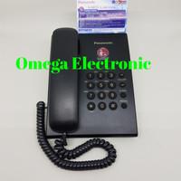 Panasonic KXTS 505 MX - Telepon Kantor / Rumah - Biru
