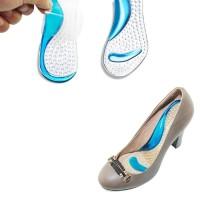 Insole Gel Pad sepatu Silicone Gel /silicon gel kaki ga lecet - BKK003