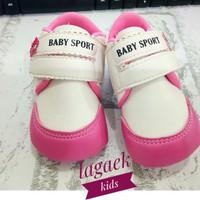 prewalker sepatu bayi perempuan 0 - 9 bulan bunga FANTA/pw baby girl