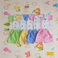 BAJU BAYI NEW BORN (Baby Clothes Pakaian Unisex Anak Kecil Murah)