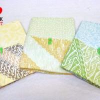 doby pastel parang lereng bahan kain batik cap katun dobby dobi