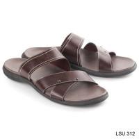 Harga lsu 312 sandal lebaran fashion pria branded blackkelly 2018 | Hargalu.com