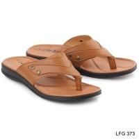 Harga lfg 373 sandal lebaran fashion pria branded blackkelly 2018 | Hargalu.com