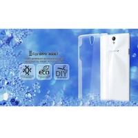 AF245 Imak Crystal 1 Ultra Thin Hard Case for Oppo