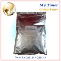SERBUK TONER REFILL COMPATIBLE Q2612A 12A PRINTER LASERJET 1010 1020