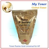 SERBUK / BUBUK Toner REFILL Laserjet Printer Gold P2035 CE505A / 05A