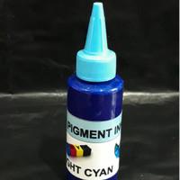 TINTA REFILL PIGMENT 6 WARNA PRINTER INKJET EPSON COMPATIBLE L SERIES