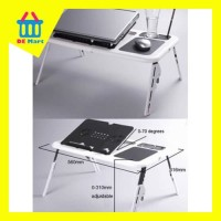 laptop desk (meja notebook netbook lipat portable komputer pc murah)