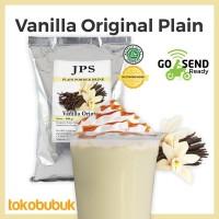 Harga jps bubuk vanilla original plain bubuk minuman dan makanan | WIKIPRICE INDONESIA