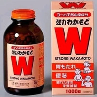 Strong WAKAMOTO 1000 TABLET ORIGINAL JAPAN