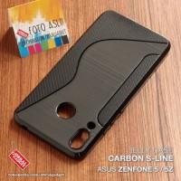 Softcase S-Line Cover Case Casing HP Asus Zenfone 5 ZE620KL 5z ZS620KL