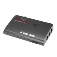Digital Terrestrial HDTV 1080p DVB-T T2 VGA CVBS TV Box Tuner Receiver