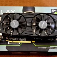 VGA GALAX EXOC GTX 1060 6GB GARANSI