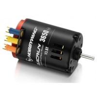 Quicrun 3650SD 10.5T Black G2 Brushless Motor Sensored