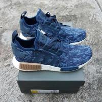 99a71031ba7f3 Adidas NMD R1 Glitch Indian Ink Blue BNIB UA Quality Import