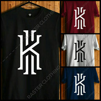 Kaos / T-Shirt / Baju / Jersey Basket Kyrie Irving NBA Sepatu Nike