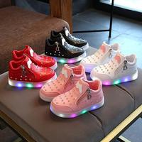 Sepatu LED ANAK-Sepatu Boost-BOOT SWAROZKY