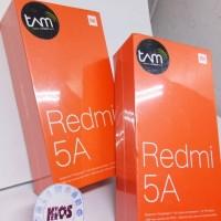 Hp Xiaomi Xiomi Redmi 5A 2/16 Garansi Resmi TAM Indonesia