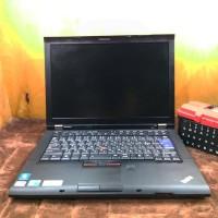 Laptop Lenovo ThinkPad T410 Mulussss muraaah BERGARANSI