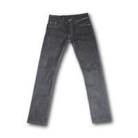 Celana Panjang Selvedge 16 OZ Hairy Grey